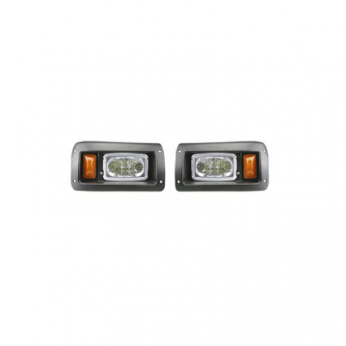 DS LED Headlights Set Assembly