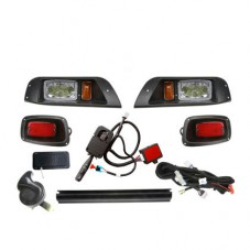 E-Z-GO TXT LED Super Deluxe Light Kit