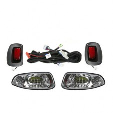 EZ-GO RXV LED Light Kit with Upgrade Harness