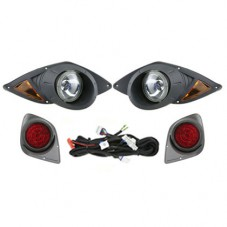 Yamaha Drive Light Kit With Upgraded Harness