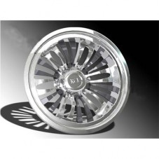 Wheel Cover-8'' Flower