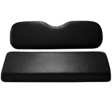 Golf Cart Rear Seat Cushion Black Color