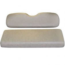 Rear Seat Cushion Beige Color for Golf Cart